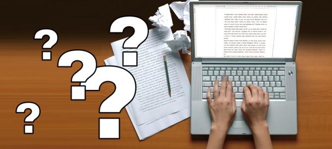 Cum scrii un articol pentru site