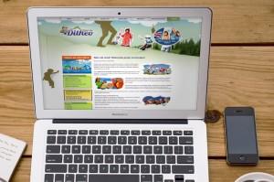 Creare siteuri de prezentare pentru tabere copii