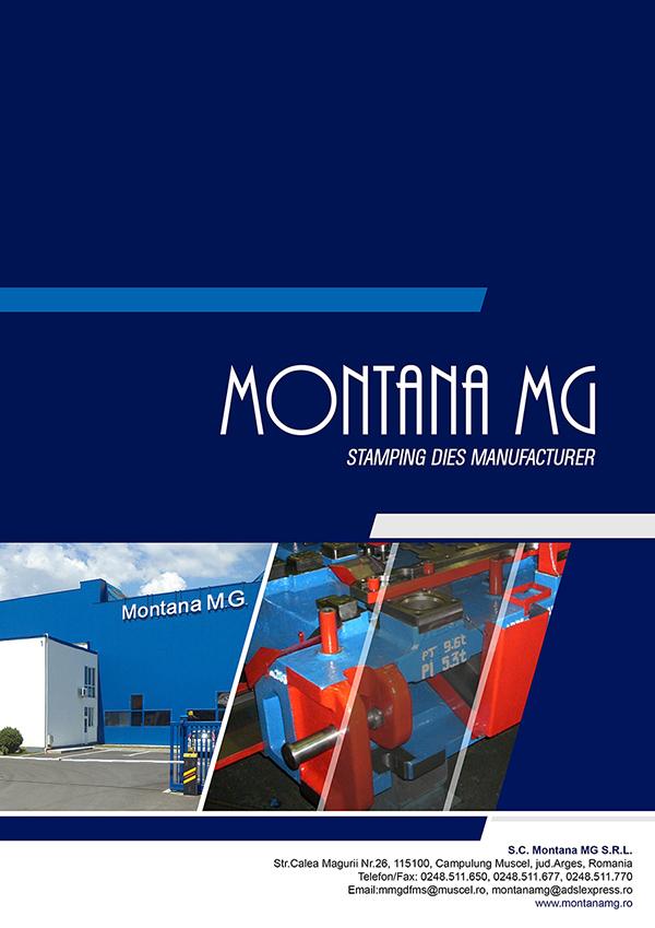 Brosura de prezentare Montana MG Campulung