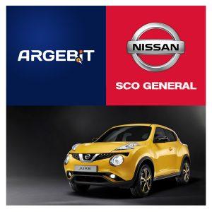 SCO General, Partener Autorizat Nissan in Pitesti a incredintat raspunderea dezvoltarii noului site echipei Argebit