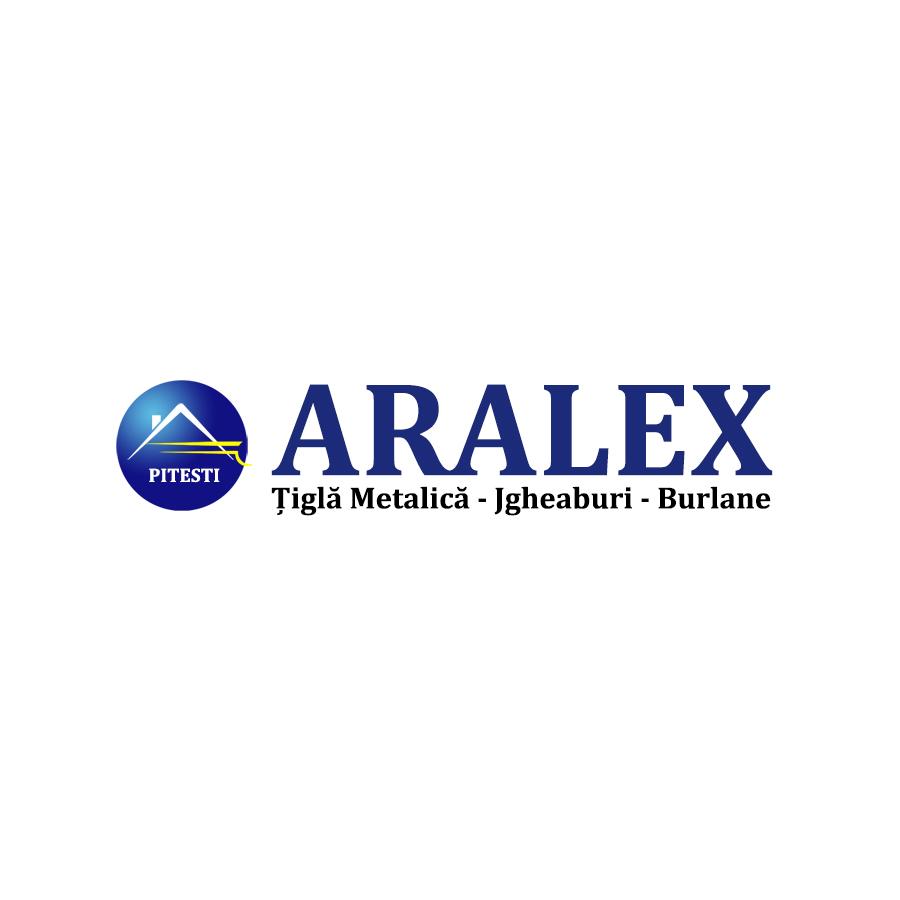 Producatorul autohton de jgheaburi si burlane Aralex ne-a incredintat misiunea realizarii proiectului Aralex.ro, logoul facand parte din proiect