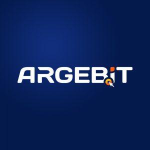 Logoul Argebit.com, agentie de web design in Pitesti creeaza siteuri web si magazine online pe solutie proprie