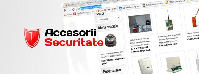 Siteuri de vanzare:Accesorii-Securitate.ro