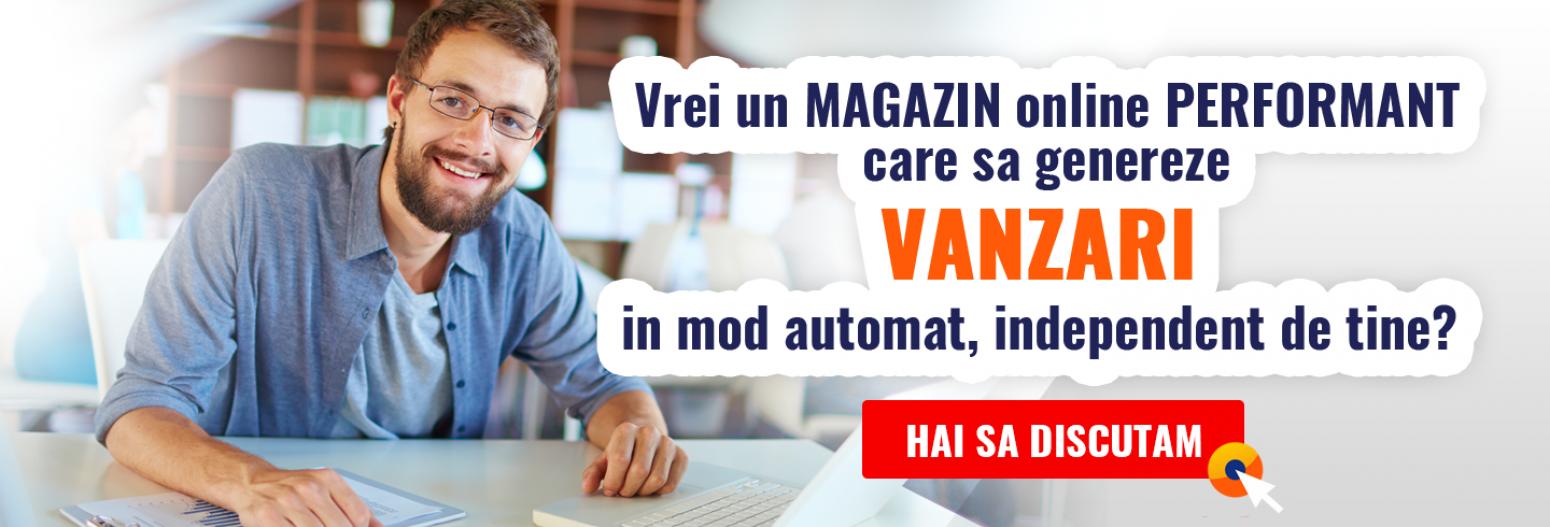 Creare magazin online pe platforma Shopernicus