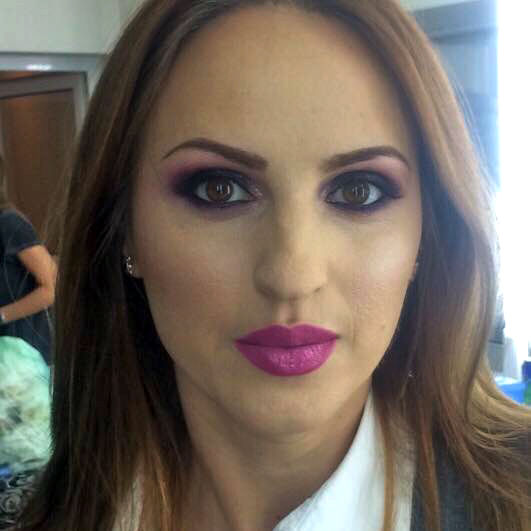 Elena Kerst, Professional Make Up Artist in Otopeni