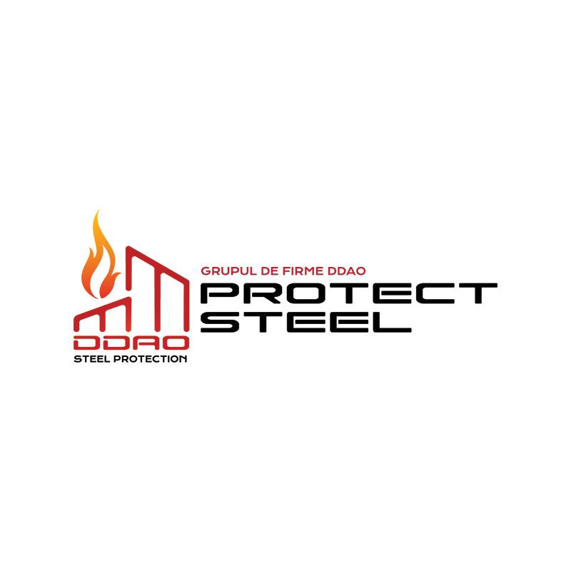 Realizare logo Protect Steel