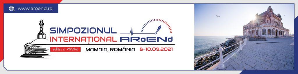Creare logo pentru Simpozionul International al ARoENd, editia 2021